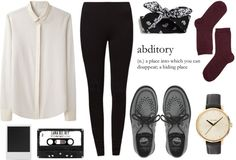 """""""Wednesday"""" by georgia-coates ❤ liked on Polyvore"""