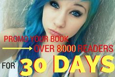 promo your book on my Facebook groups for 30 days by aammton