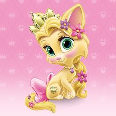 Summer - disney princess palace pets - Rapunzel