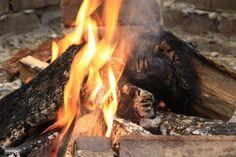 Lekker vuurtje stoken op de vuurplaats