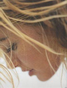 sunbleached blonde