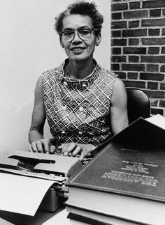 """Pauli Murray? graduated first in her class at Howard Law. She coined """"Jane Crow"""" discussing BW and sexism. She knew intersectionality. She helped desegregate schools. And... she was lesbian"""