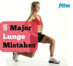 After a few easy fixes, you'll be on your way to a better butt.   Fitbie.com