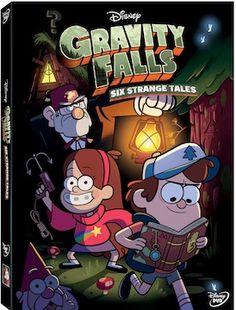 #Disney's Gravity Falls Six Strange Tales on DVD on October 15th