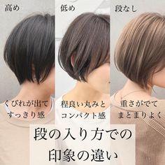 Asian Short Hair, Short Hair Cuts, Short Hair Styles, Short Hairstyles For Women, Bob Hairstyles, Korean Makeup, Bob Styles, Hair Designs, Hair Trends