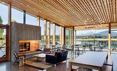 Lakeside at Black Butte Ranch - Hacker Architects