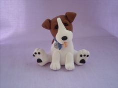 fondant jack russell                                                                                                                                                                                 More