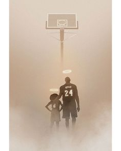 On January the world lost basketball legend Kobe Bryant and his daughter, Gianna. Fans are responding with Kobe Bryant tribute art. Basketball Art, Basketball Legends, Basketball Players, Basketball Funny, Kobe Bryant Family, Kobe Bryant Nba, Mode Streetwear, Lebron James Jr, Science Nature