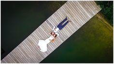 Drone Wedding Photography   Harrisburg, PA   Landon Wise Photographer