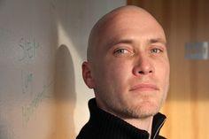 IT-supporter Lars Frederiksen. (Fotograferet til Samdata Magasinet)