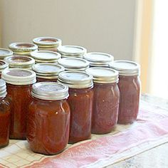 Canning Pizza Sauce and Tomato Sauce