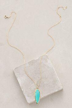 Pyrus Pendant Necklace