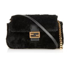 Fendi Micro Baguette Bag as seen on North West