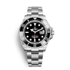 Discover the Sea-Dweller watch in 904L steel on the Official Rolex Website. Model: 126600
