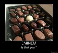 funny white chocolate demotivational posters