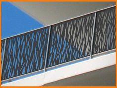 Tôle perforée decorative découpée au laser - Tole perforée décorative - Techni-Contact