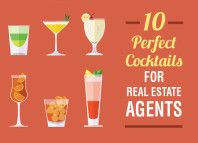 10 Perfect Cocktails for Real Estate Agents