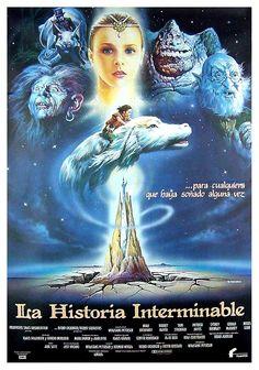 La historia interminable (1984) Alemaña. Dir: Wolfgang Petersen. Infancia. Fantástico. Aventuras. Drama. Películas de culto - DVD CINE 1043