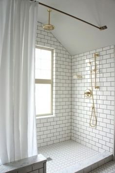 Shower Tub Curtain walk-in standing shower with shower curtain instead of glass door