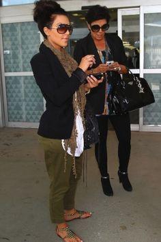 I love Kardashian style