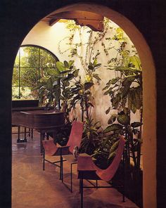 DECORATING WITH PLANTS | Sunset Books ©1980