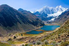 PERÚ · The Majestic Cordillera of Huayhuash - Jahuacocha Lake