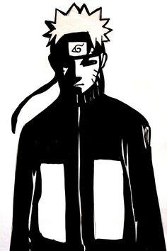 naruto silhouette cover - Pesquisa Google