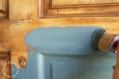 How do I Get Rid Of Brush Strokes? Minimize Brush Strokes Painted Furniture Here