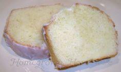 Starbucks lemon loaf, copy cat recipe