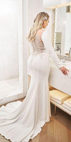 Justin Alexander Wedding Dresses 2018 Iskra For Plus Size c08a3e5f8f85
