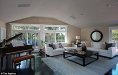 Asking price: Channing ended up paying $6 million after the property was listed for $7 mil...