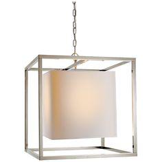 Caged Medium Lantern
