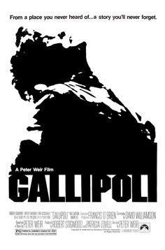 Gallipoli. 1981. D: Peter Weir To hear the show, tune in to http://thenextreel.com/tnr/gallipoli or check out our Pinterest board: http://www.pinterest.com/thenextreel/the-next-reel-the-podcast/https://www.facebook.com/TheNextReel https://twitter.com/TheNextReel http://www.pinterest.com/thenextreel/ http://instagram.com/thenextreel https://plus.google.com/+ThenextreelPodcast http://letterboxd.com/thenextreel http://www.flickchart.com/thenextreel