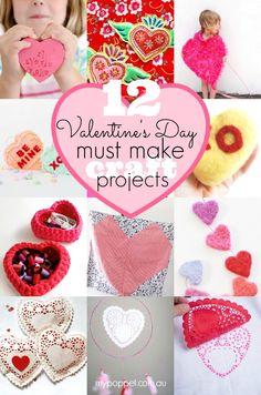 26 Best Craft Valentine Craft Projects Images Valentine Day