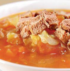 Овощной суп по-испански. 3 года