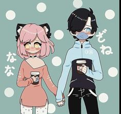 I did the lineart and she did the amazing coloring! She will post the one where… Zane And Kawaii Chan, Zane Chan, Kawaii Art, Kawaii Anime Girl, Zane Romeave, Aphmau Wallpaper, Aphmau My Street, Aphmau Characters, Aphmau Memes