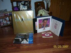 Elvis book and memorabilia