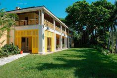 Bonnet House (Fort Lauderdale, Florida) Lauderdale By The Sea, Fort Lauderdale, Bonnet House, Wedding Venues, Florida, Mansions, House Styles, Travel, Home Decor