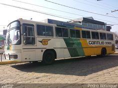 Ônibus da empresa Empresa Gontijo de Transportes, carro 3300, carroceria Marcopolo III, chassi Scania BR116. Foto na cidade de Divinópolis-MG por Pedro Henrique, publicada em 07/04/2017 07:03:01.