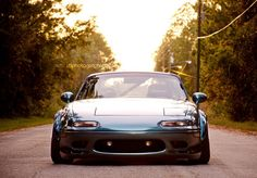 miata with a belly full of slamwich Mazda Mx 5, Mazda Miata, Miata Car, Miata Mods, Mazda Roadster, Car Mods, Sweet Cars, Japanese Cars, Modified Cars