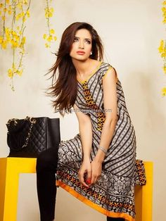 Silk by Fawad Khan Summer Dresses 2013 for Women 002