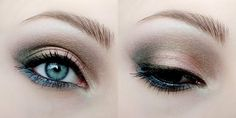 fall make-up... Can someone please help me do this?