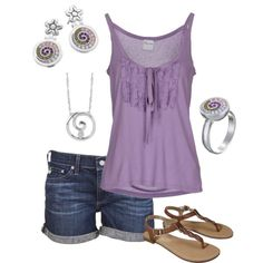 """Kameleon Swirl"" by jewelpop on Polyvore"