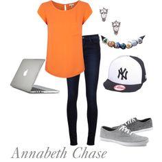 """Annabeth Chase (Percy Jackson Series)"""