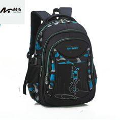 76627851a5cc Children school bags orthopedic schoolbags backpacks kids schoolbags  primary school backpacks for boys girls bookbags sac