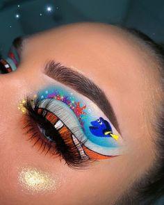 World Best Natural Face Beauty Cream Creative Eye Makeup, Simple Makeup, Dory Makeup, Disney Makeup, Neutral Makeup, Pinterest Makeup, Cheap Makeup, High End Makeup, Halloween Makeup Looks