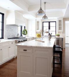 Modern French Kitchen | photo Monic Richard | design Scott Yetmen | House & Home
