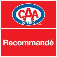 Nous sommes recommandé CAA