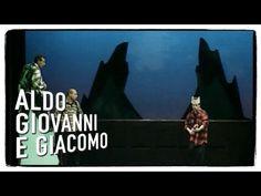 La roccia friabile - La gita in montagna (parte 1) - Aldo Giovanni e Giacomo - YouTube