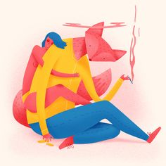 Amore on Behance